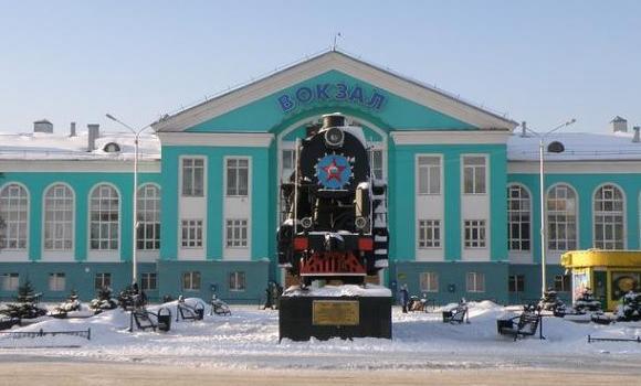 ЖД Вокзал ЖД вокзал Кемерово-Пассажирская
